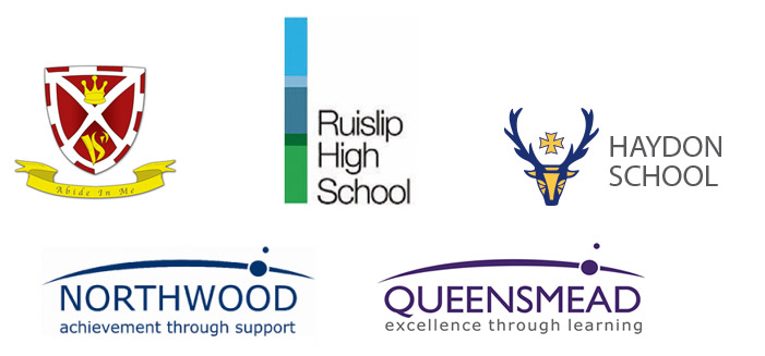 Schools forming part of the Hillingdon Educational Trust
